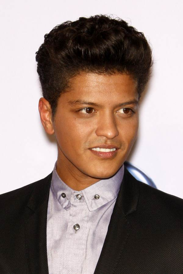 Bruno Mars nationality