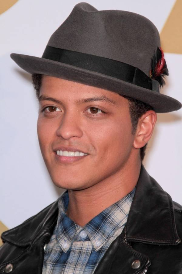 Where is Bruno Mars from